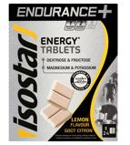 Afbeelding vanIsostar Endurance+ Energy Tablets Lemon 96gr