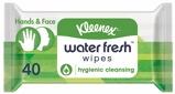 Afbeelding vanKleenex Water fresh wipes hygienic cleansing 40 Stuks