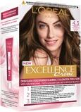 Afbeelding vanL'Oréal Paris Excellence creme haarverf middengoudbruin 4.3 1 stuk
