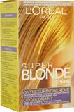 Afbeelding vanL'Oréal Paris Super Blonde ontkleuringscrème toon op