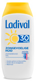 Afbeelding vanLadival Zonnebrand gel zongevoelige huid spf 30 200 ml