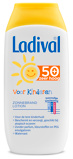 Afbeelding vanLadival Zonnebrand melk kind spf 50+ 200 ml