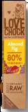 Afbeelding vanLovechock Almond Fig, 40 gram