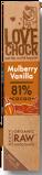 Afbeelding vanLovechock Mulberry/vanilla, 40 gram