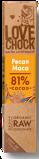 Afbeelding vanLovechock Pecan / Maca, 40 gram