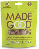 Afbeelding vanMade Good Granola minis apple cinnamon (100 gram)