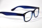Afbeelding vanMelleson Leesbril +1.50 Kunststof Blauw