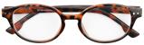 Afbeelding vanMelleson Optics Leesbril +1.50 Mat Havanna Rond
