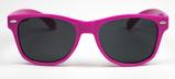 Afbeelding vanHaga Eyewear Zonnebril Kind 5 10 Jaar Wayfarer Roze, 1 stuks
