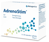 Afbeelding vanMetagenics Adreno stim 24 (60 capsules)