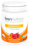Afbeelding vanMetagenics Barinutrics B12 I.F. Kauwtabletten