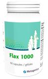 Afbeelding vanMetagenics Flax 1000 (lijnzaadolie) (90 capsules)