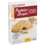 Afbeelding vanModifast Protein Shape Biscuits Cereals & Chocolate Chips (200g)