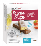 Afbeelding vanModifast Protein shape reep chocolade kokosnoot 6 stuks