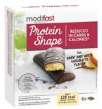 Afbeelding vanModifast Protein Shape Pure & Witte Chocolade 6 X 31 gram, 6x31 gram