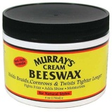 Afbeelding vanMurray's Hair Beeswax Cream 178ML