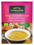 Afbeelding vanNatur Compagnie Dhal linzensoep (60 gram)