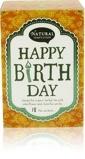 Afbeelding vanNat Temptation Happy birthday thee bio (18 zakjes)