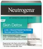 Afbeelding vanNeutrogena Dagcreme Detox Double Action Cream 50 ml