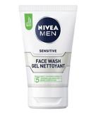 Afbeelding vanNivea For men facewash sensitive 100ml