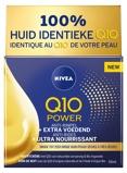 Afbeelding vanNivea Q10 Power Anti Rimpel + Extra Voedende Nachtcrème