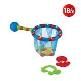 Afbeelding vanNuby Badspeeltje Net met 4 Speeltjes, 1 stuks