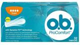 Afbeelding vanOb Tampons Pro Comfort Super, 32 stuks