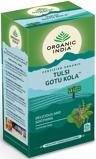 Afbeelding vanOrganic India Tulsi gotu kola thee bio (25 zakjes)