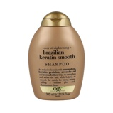 Afbeelding vanOGX Shampoo Ever Straight Brazilian Keratin Smooth 385ml