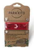Afbeelding vanParakito Armband Design Rood met 2 tabletten, 1 stuks