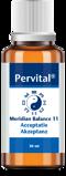 Afbeelding vanPervital Meridian balance 11 acceptatie (30 ml)