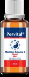 Afbeelding vanPervital Meridian balance 8 moed (30 ml)