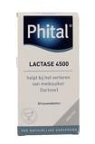 Afbeelding vanPhital Lactase 4500 aardbei 50 kauwtabletten