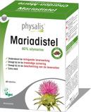 Afbeelding vanPhysalis Mariadistel Tabletten 60TB