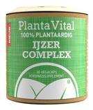 Afbeelding vanplantavital Ijzer complex 100% plantaardig 30 vegetarische capsules