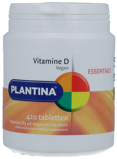 Afbeelding vanPlantina Essentials Vitamine D Tabletten 420TB
