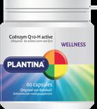 Afbeelding vanPlantina Q10 H active ubiquinol 50 mg (60 capsules)