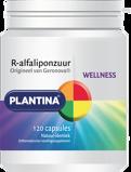 Afbeelding vanPlantina R Alfaliponzuur natuurlijk (120 capsules)