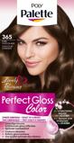 Afbeelding vanSchwarzkopf Poly Palette Perfect Gloss haarkleuring 365 Pure Chocolade