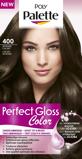 Afbeelding vanSchwarzkopf Poly Palette Perfect Gloss haarkleuring 400 Intense Cacao
