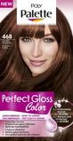 Afbeelding vanSchwarzkopf Poly Palette Perfect Gloss haarkleuring 468 Subtiel Mahonie