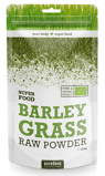 Afbeelding vanPurasana Barley grass powder (200 gram)