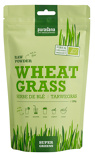 Afbeelding vanPurasana Wheat Grass Raw Powder, 200 gram