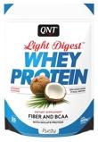 Afbeelding vanQnt Light Digest Whey Protein Kokosnoot 500GR