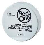 Afbeelding vanRed One RedOne Aqua Hair Wax Bright White 150 ml