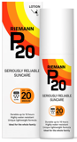 Afbeelding vanP20 Once A Day Factor 20 Lotion (200ml)