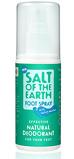 Afbeelding vanSalt Of The Earth Deodorant Spray For Your Feet 100 Ml. Natuurlijke
