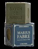 Afbeelding vanMarius Fabre Savon Marseille Zeep In Doos Olijf, 400 gram