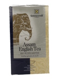 Afbeelding vanSonnentor Assam English zwarte thee bio (18 zakjes)