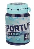Afbeelding vanSportlife Kauwgom Extramint Potje 56 gram